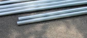 Galvanised Handrail Aluminium And Galvanised Tube Simplified Building