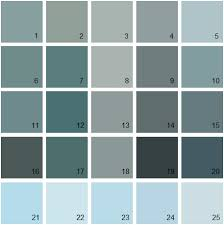 benjamin moore paint colors blue palette 11 house paint colors