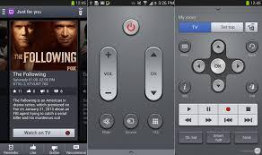 samsung watchon apk samsung s watchon app update adds theme trailer previews