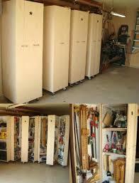 Garden Tool Storage Cabinets Garage Tool Organizer U2013 Eatatjacknjills Com