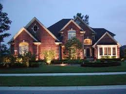 front of house lighting ideas home landscape lighting ideas home exterior ideas pinterest