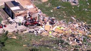 Illinois Tornado Map by 10 Il Tornadoes Confirmed By Nws Abc7chicago Com