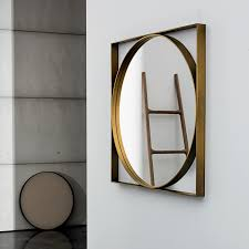 ls plus round mirror square round mirror