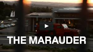 paramount marauder the paramount marauder a very tough vehicle on vimeo