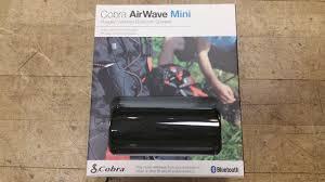 Rugged Wireless Speaker Cobra Cwabt300 Airwave Mini Rugged Wireless Bluetooth Speaker Ebay