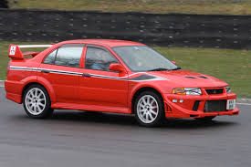 mitsubishi lancer evo vi group a 1999 racing cars