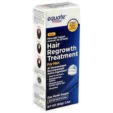 equate hair regrowth treatment for men 2 11 oz walmart com