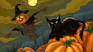 halloween background for desktop halloween computer backgrounds wallpaper cave