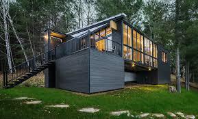 modern cabin design best great photo of modern cabin designs that are b 18787