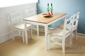 rectangular pine dining table merax 47 rectangular dinning table 100 new zealand pine wood oak