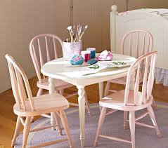 pottery barn kids flower table 48 pottery barn kids table chairs carolina large table 4 chairs set
