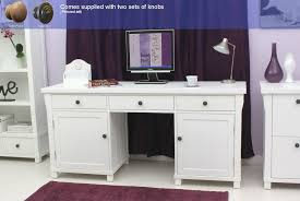interior design solid oak desk drop down hide away workstation