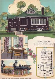 chicago bungalow house plans 1925 chicago style brick bungalow american residential
