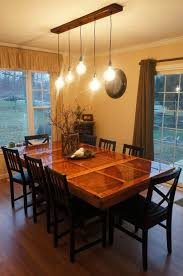 dining room light when you can u0027t afford it make it 7 steps
