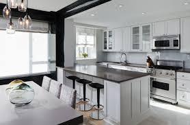 modern kitchen counter design