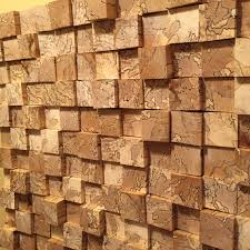 wood wall handcrafted from beuatiful spalted maple