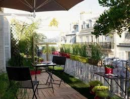 apartment diy green plants balcony privacy protection idea near