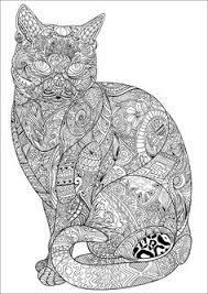 coloriages mandala animaux 10 dessin animaux sauvages
