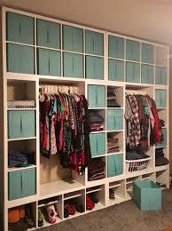 kallax wardrobe wall hulderheimen pinterest wardrobes walls