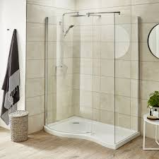 how to create your dream bathroom on a budget from pennies to pounds if you find that you never use the bath then you could do away with it completely and replace it with a walk in shower and low profile tray for a sleek and