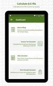 income tax filing app by all india itr android apps on