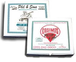 personalized pizza boxes custom printed corrugated white pizza boxes us box corp