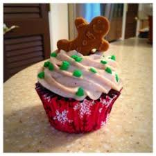 Frosting Recipe For Decorating Cupcakes Christmas Cupcake Recipes Allrecipes Com