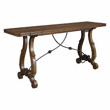 Console Dining Table by Have To Have It Hammary Siena Rectangular Flip Top Console Table