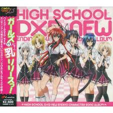 school photo album high school dxd new ending charason album occult kenkyubu