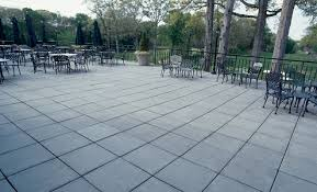 How To Cover A Concrete Patio With Pavers Plain Ideas Concrete Patio Stones Comely How To Cover A Concrete