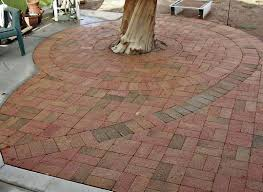 Thin Patio Pavers Patio Used Patio Pavers For Sale Best Back Patio Ideas With
