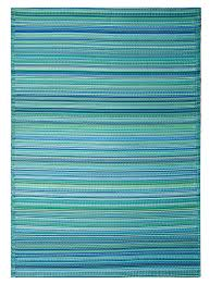 Outdoor Plastic Rug by Amazon Com Fab Habitat Cancun Indoor Outdoor Rug Turquoise