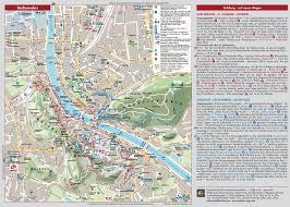 Austria World Map by Salzburg Sightseeing Map