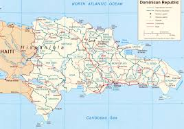 Cabo Map Dominican Republic Map Map Sharing All Maps Of The World