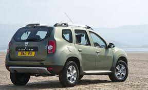 renault dacia 2016 dacia duster dimensions and towing weights carwow