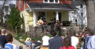 Backyard Music Banjo Banjos Will Be Banned At This Year U0027s Water Hill Music Festival In