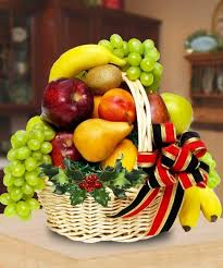 fruit baskets delivery fruit basket gifts woyshners flower shop