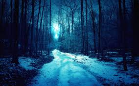spooky desktop wallpaper winter night desktop wallpapers 6 jpg download wallpaper