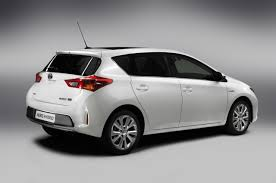 toyota unveils new auris will it become the next matrix