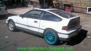 honda ricer exhaust rice hunters september 2010