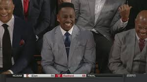 desmond howard rocked his 1991 hairstyle for the 25th anniversary
