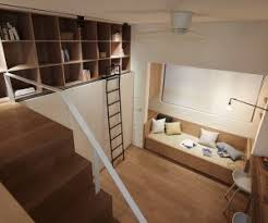 Lofted Luxury Design Ideas Luxury Picture Of Tiny Lofted Apartment 300 250 Jpg