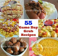 game day grub 55 super bowl recipes the country cook