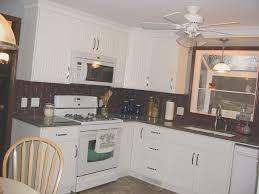 Wallpaper In Home Decor Backsplash New Kitchen Backsplash For White Cabinets Design
