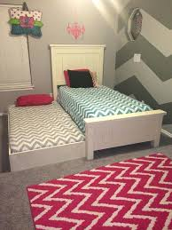twin bed bed frame twin farmhouse bed with trundle do it yourself