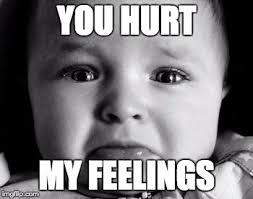 Hurt Feelings Meme - sad baby meme imgflip