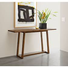 Room And Board Console Table Franz Zinc Doors Console Tables Consoles And Living Rooms