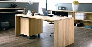 grand bureau bois regency style desk massif bim a co