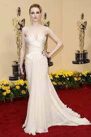 Wedding Dresses 2009 Celebrity Dresses Evan Rachel Wood Formal Evening Gown 2009 Oscars