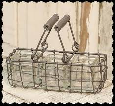 baskets for home decor wire basket planter farm style baskets country farmhouse decor